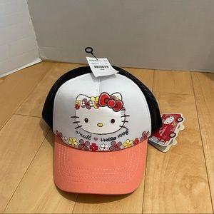 NWT hello kitty cap